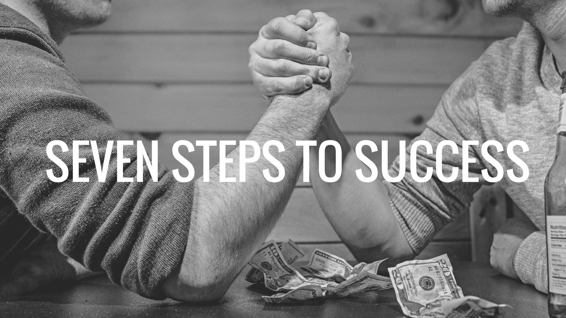 7 Steps to Success